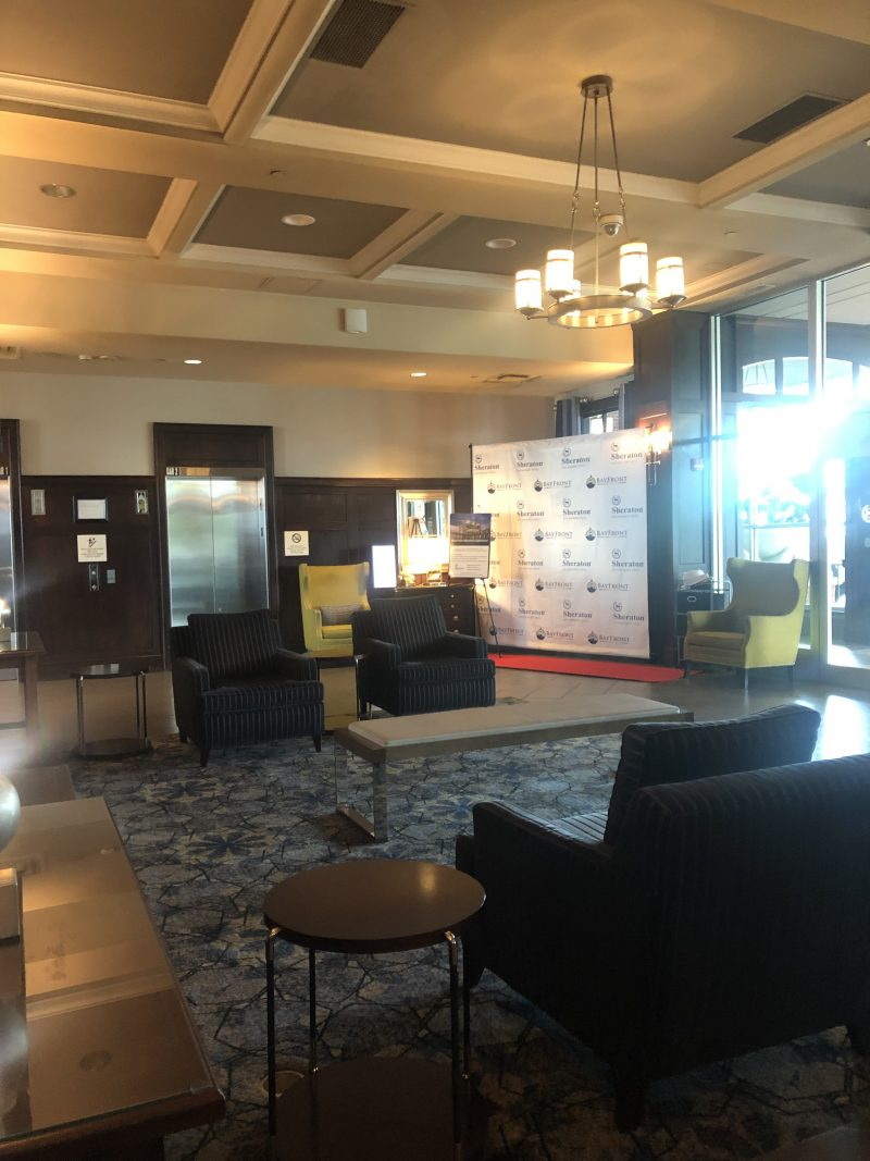 Our Stay at the Sheraton Erie Bayfront Hotelin Erie 81