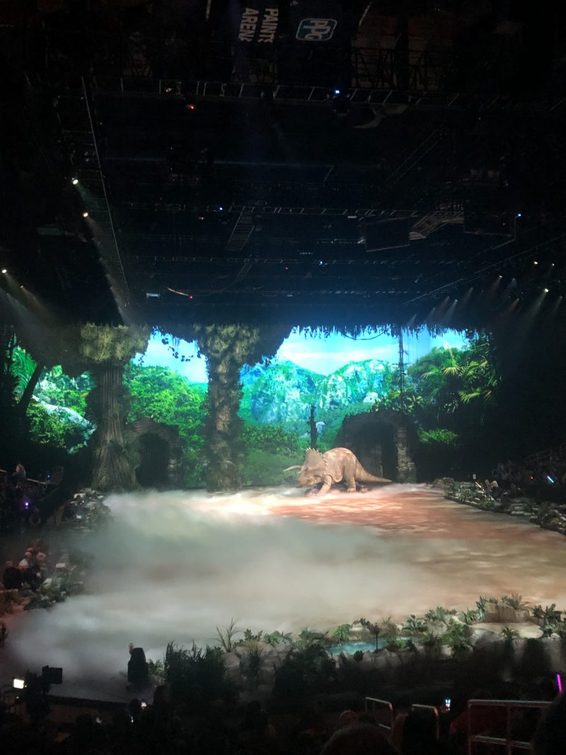 We Went to the Jurassic World Live Tour in Pittsburgh! 82
