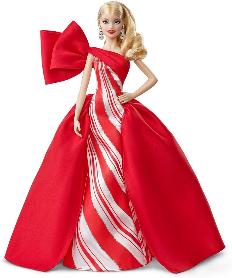 Holiday Barbie 2019