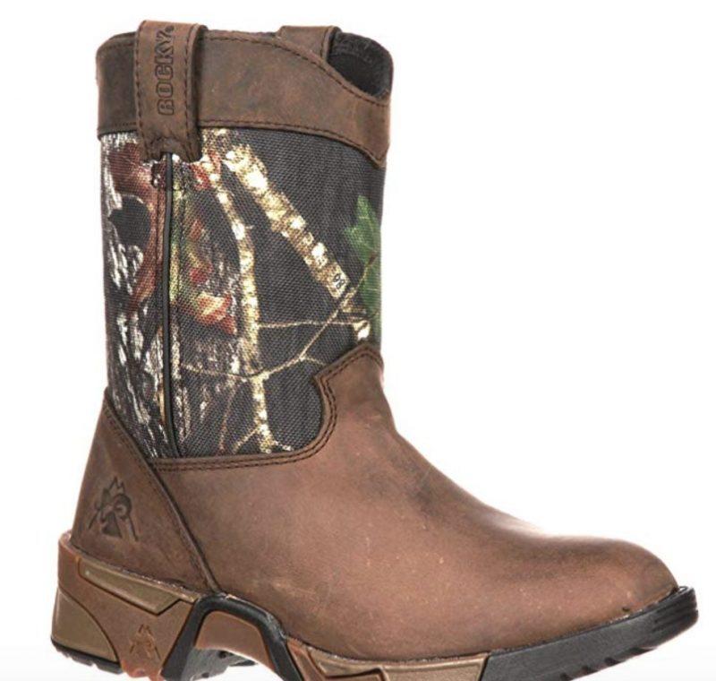 Boys Rocky Boots