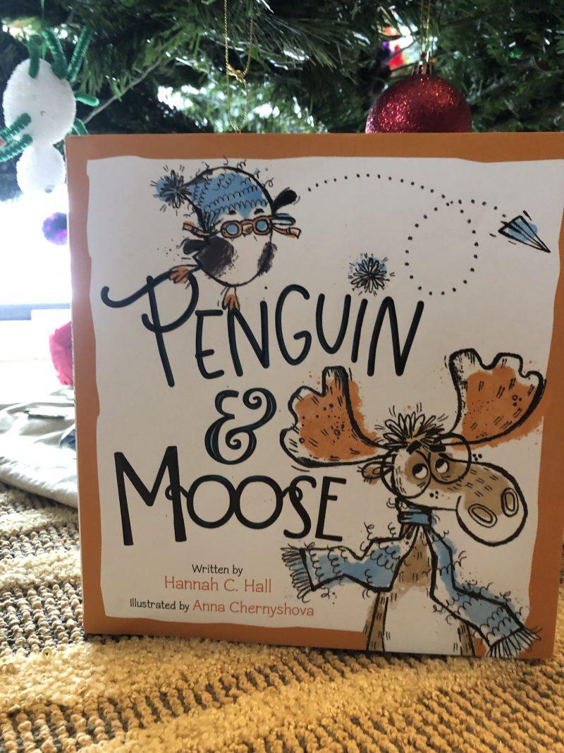 Penguin & Moose By Hannah C. Hall 82