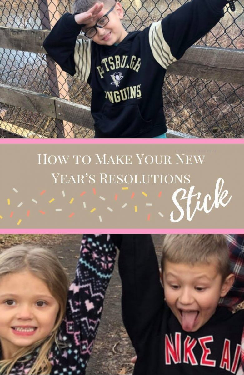 How to Make Your New Year's Resolutions Stick in 2020