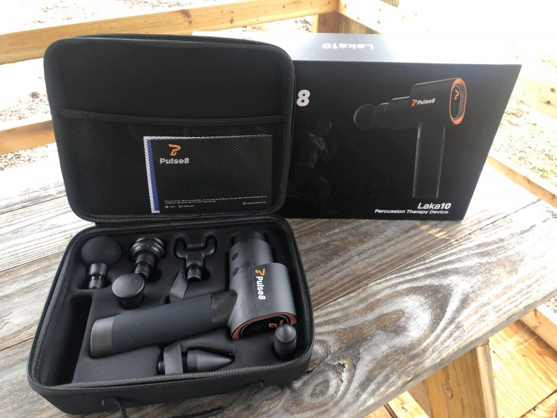 The Pulse8 Massage Gun That You NEED Right Now! 81