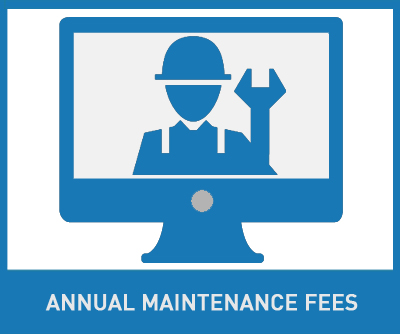 annual maintenance fee