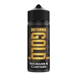 Britannia-gold-black-rhubarb-and-custard-shortfill-bottle