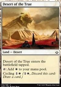 Desert of the True