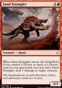 Sand Strangler