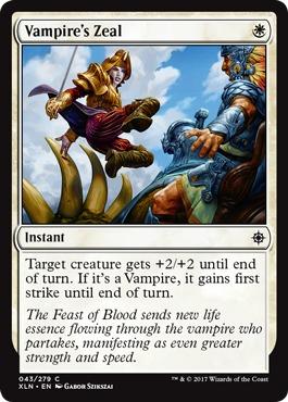 Vampire's Zeal