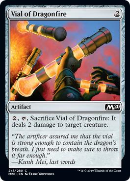 Vial of Dragonfire