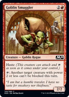 Goblin Smuggler