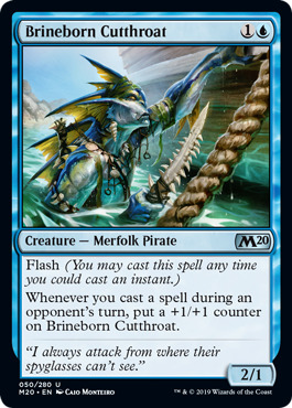 Brineborn Cutthroat