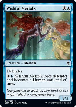 Wishful Merfolk
