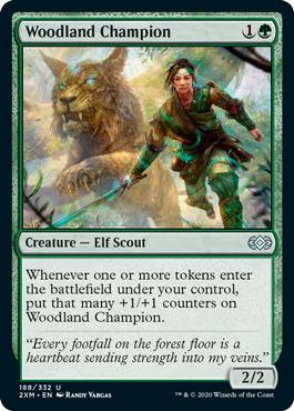 Woodland Champion