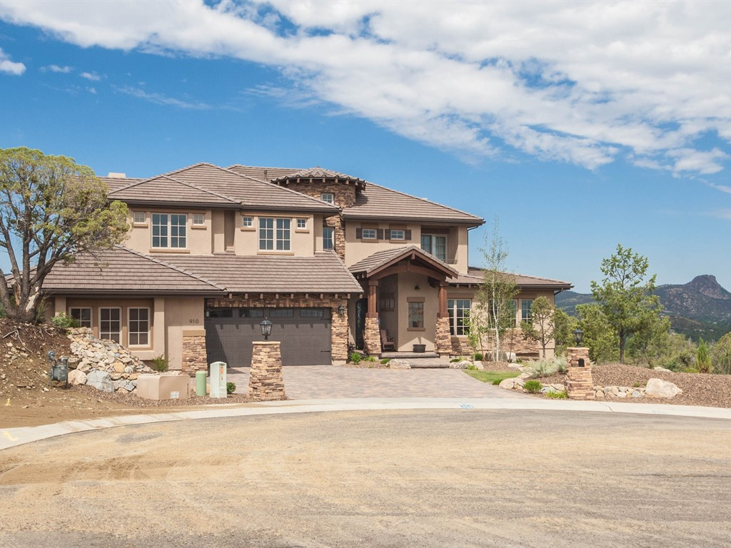 Crystal Creek Homes Prescott Arizona Photo Gallery