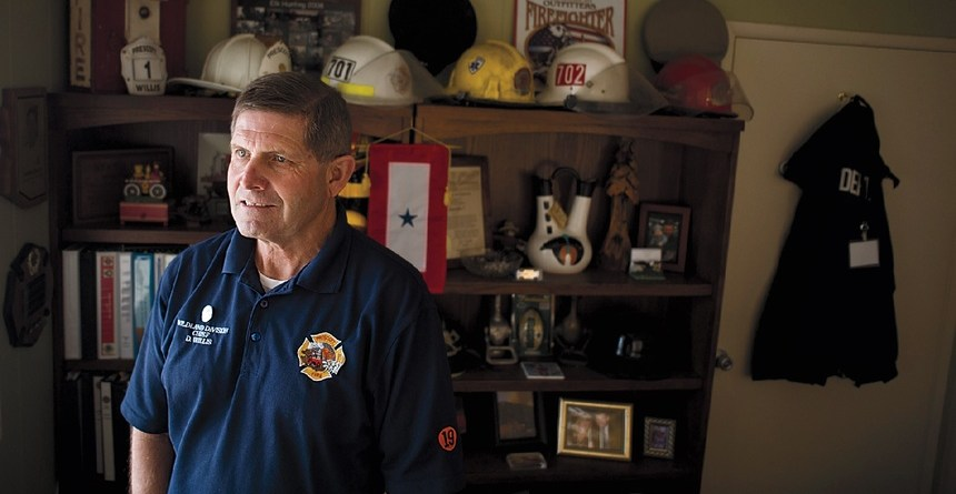 Be Firewise with Fire Chief Darrell Willis