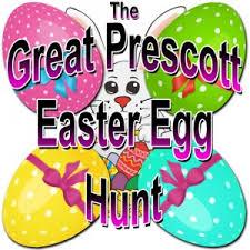 The Great Prescott Easter Egg Hunt Returns!