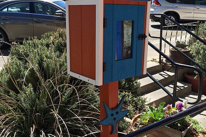 Prescott embraces Little Free Libraries with open arms