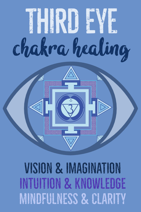 How Do I Heal My Third Eye Chakra?