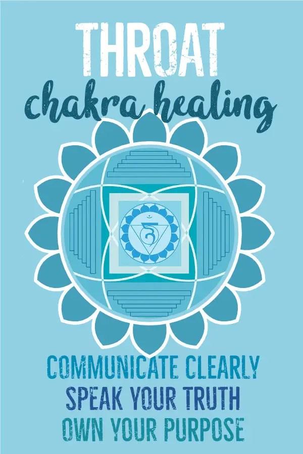 How Do I Heal My Throat Chakra?