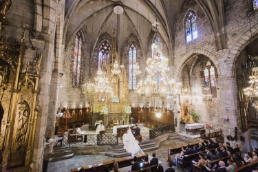 Tips for your catholic wedding in Barcelona Crystal Events Barcelona
