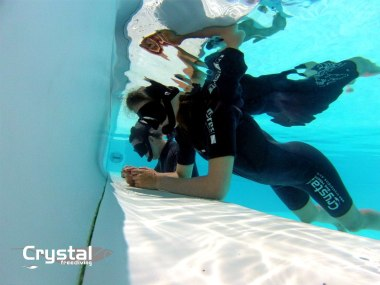 Basic Freediver course
