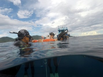 Freediving instructor course (ow skills)
