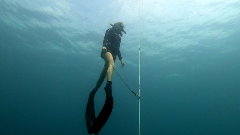 Freediving Open Water