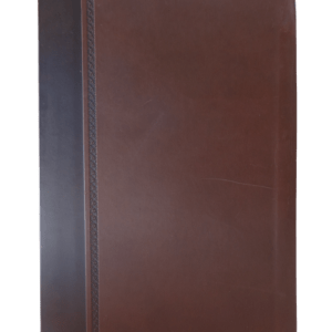 NKJV Gift Bible Brown
