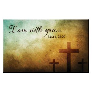 I Am With You (Magnet)