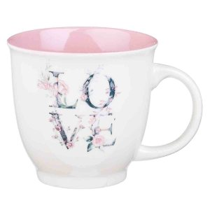 Do Everything In Love (Ceramic Mug)