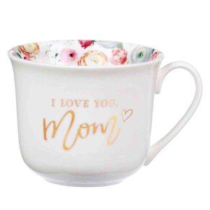 Love You Mom (Ceramic Mug)