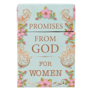 Promises From God For Women (Boxed Cards)