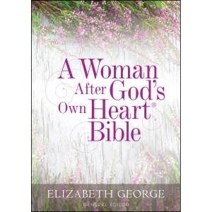NKJV Woman After God's Own Heart Devotional Bible (Hardcover)
