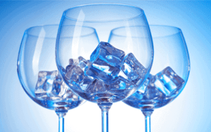 Cube, Crushed, and Cocktail Ice for Special Events with Crystal Ice in Los Angeles