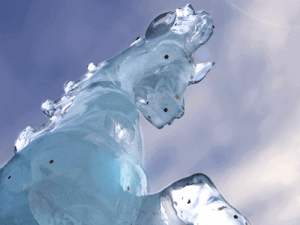 Ice Sculpture Products in Los Angeles