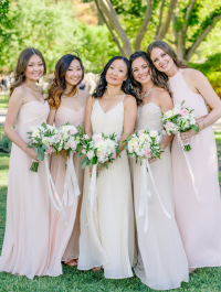 Wedding Wednesday: Picking Bridesmaid Dresses and ...