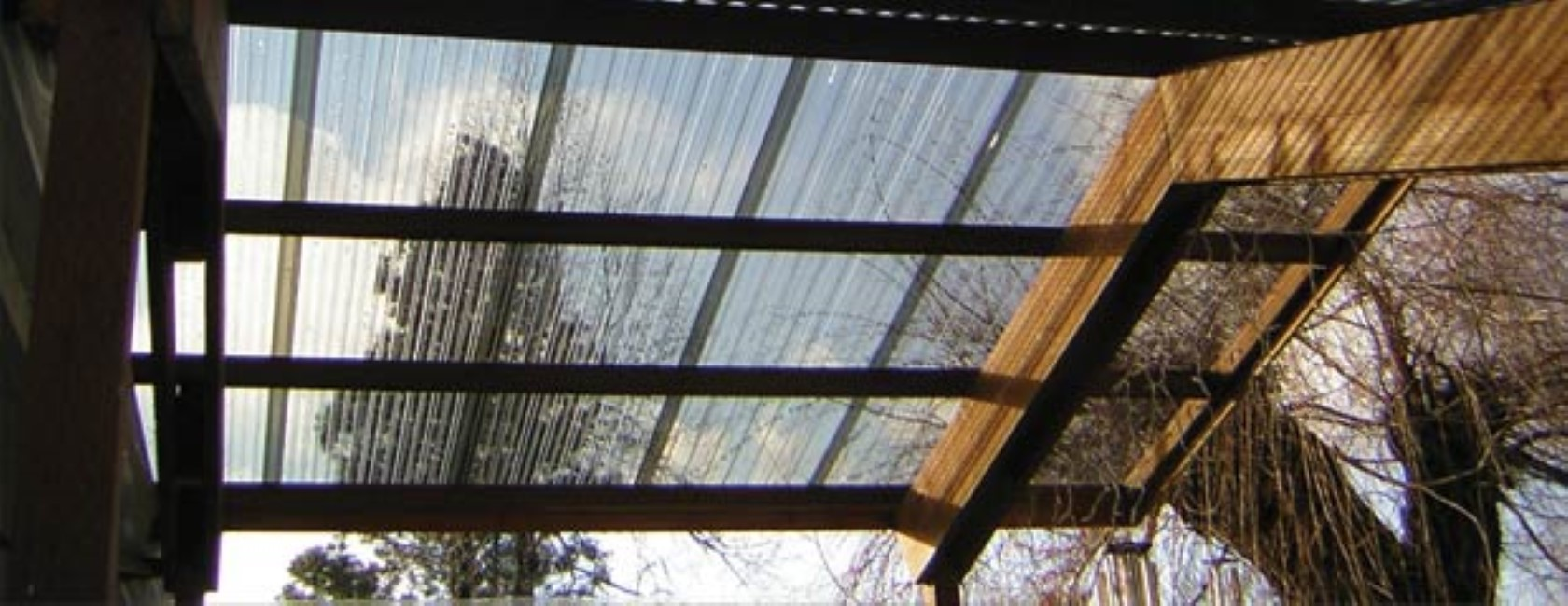Corrugated Polycarbonate  CrystaLite Inc