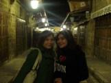 My old roommates Julia and Hanah.