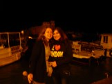 Nighttime trip to Jbeil/Byblos with my roommates.