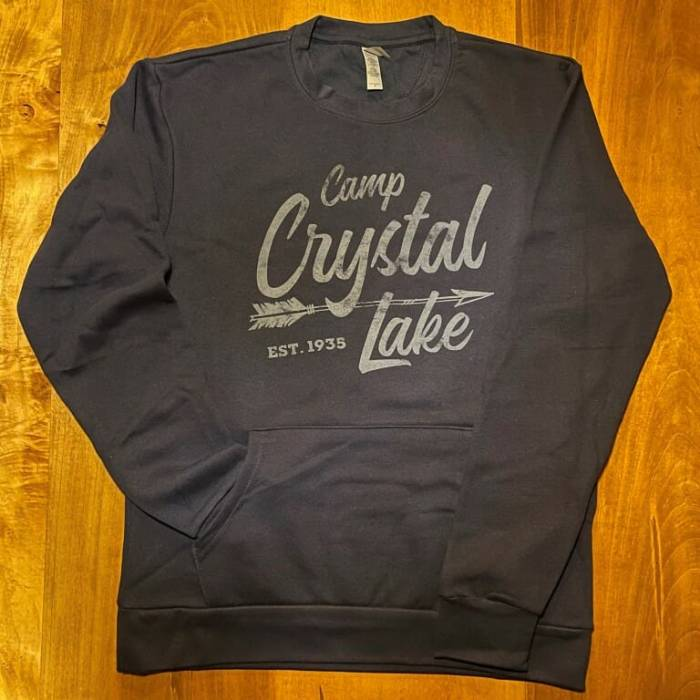 "2020 Camp Crystal Lake Cozy ""Hoodless"""