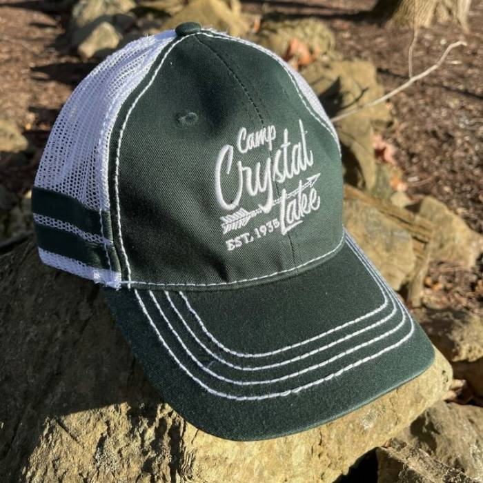 2020 Camp Crystal Lake Hat
