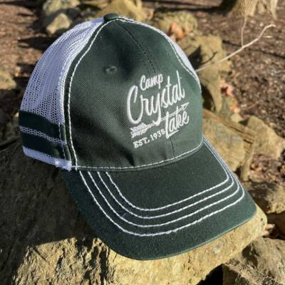 2020 Camp Crystal Lake Hat