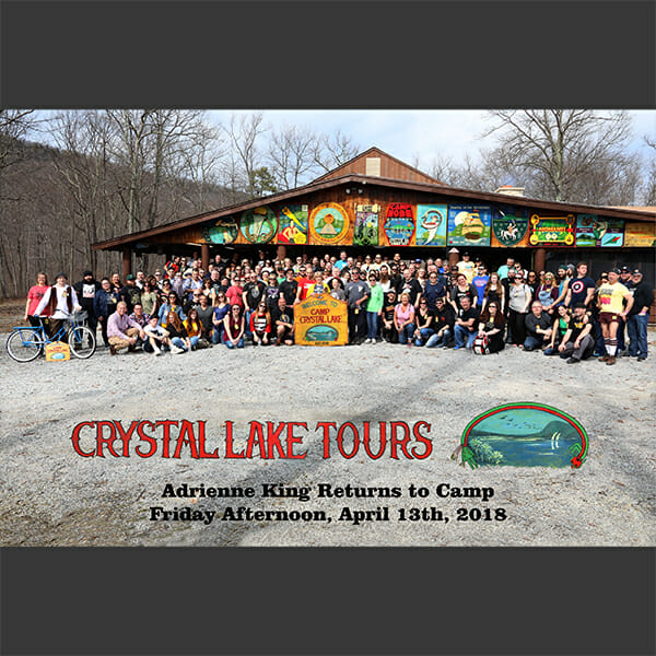 April 2018 Friday Afternoon Group Tour w/ Sleeve