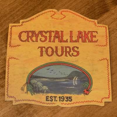 Crystal Lake Tours Sticker Pack