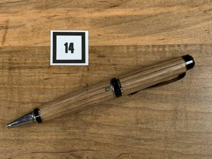 Custom Log Cabin Pen #14