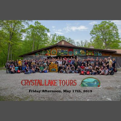 May 2019 Friday Afternoon Tour Group Photo w/ Sleeve