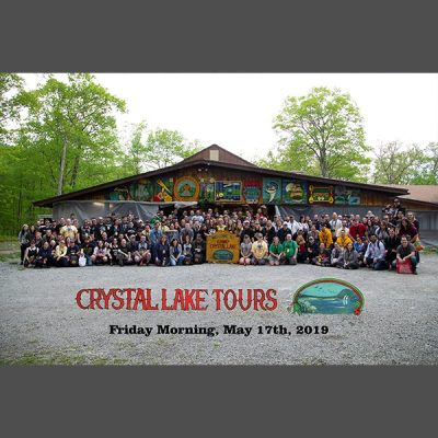 May 2019 Friday Morning Tour Group Photo w/ Sleeve