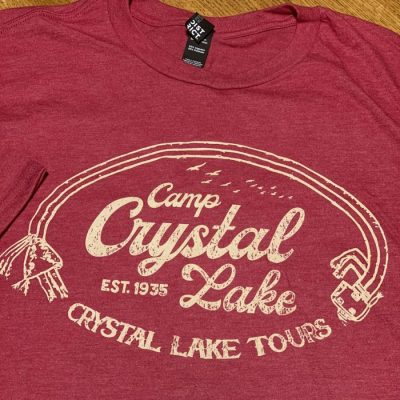 September 2019 Crystal Lake Tours T-Shirt