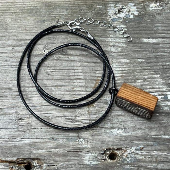 Swim Dock Souvenir Necklace