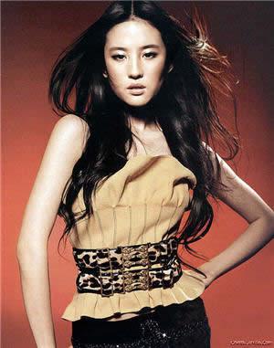 Liu Yifei Photo Gallery